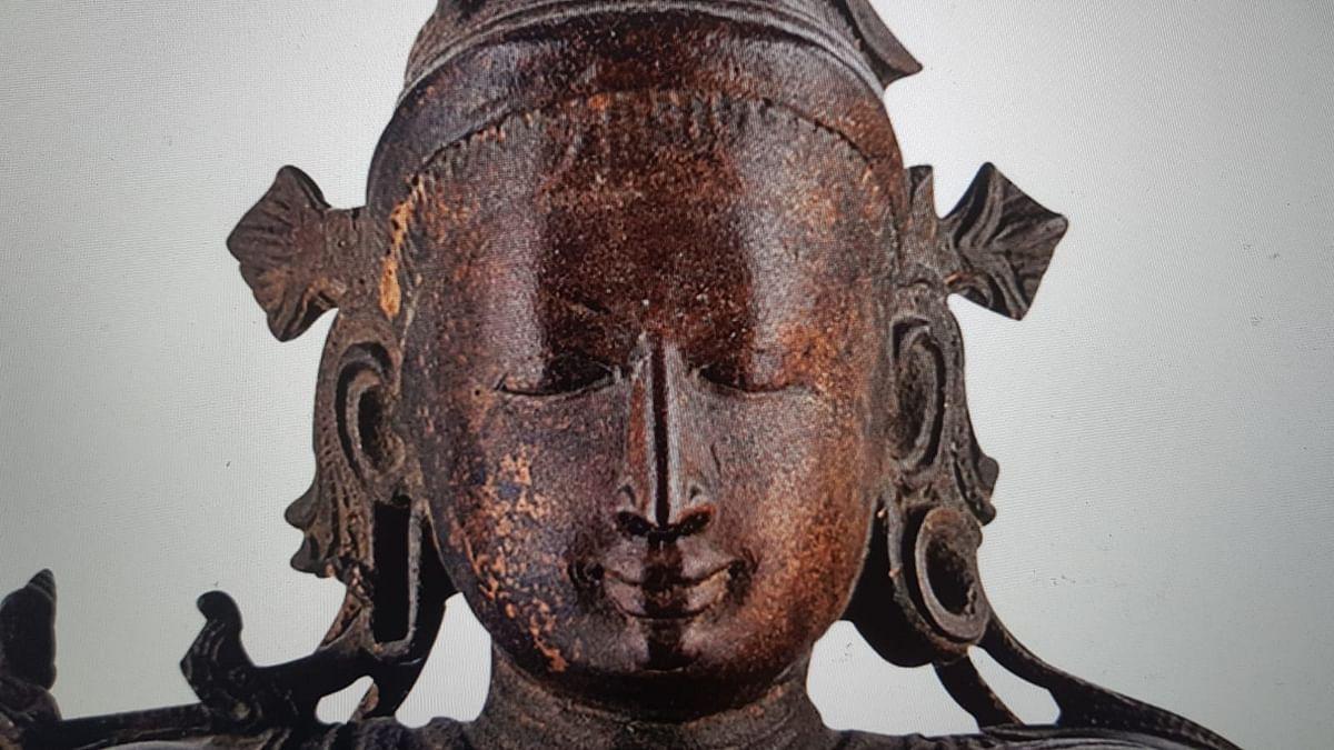 கல்லிடைக்குறிச்சி நடராஜர் சிலை