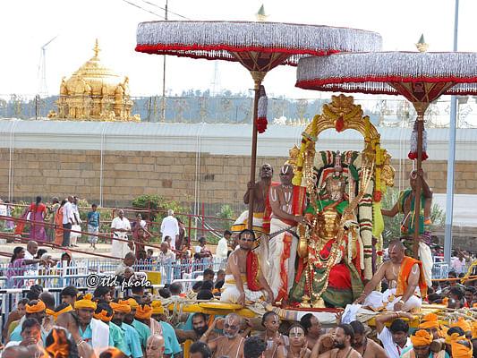 திருமலை திருப்பதி ஶ்ரீவாரி சேவையில் 11 லட்சம் தொண்டர்கள்! - நீங்களும் இணைய விருப்பமா? #Tirupati