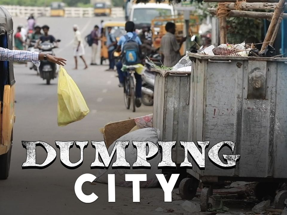 The Dumping City called Chennai! | Garbage Documentary