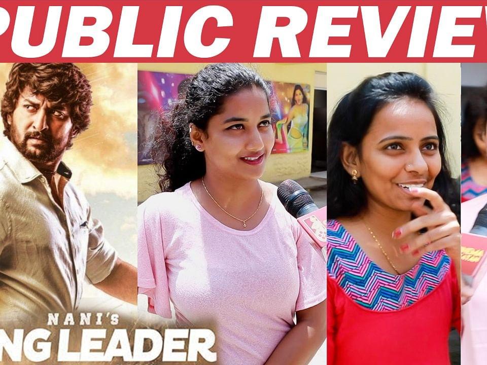 Nani's Gang Leader Movie Public Opinion | Review | FDFS | Nani