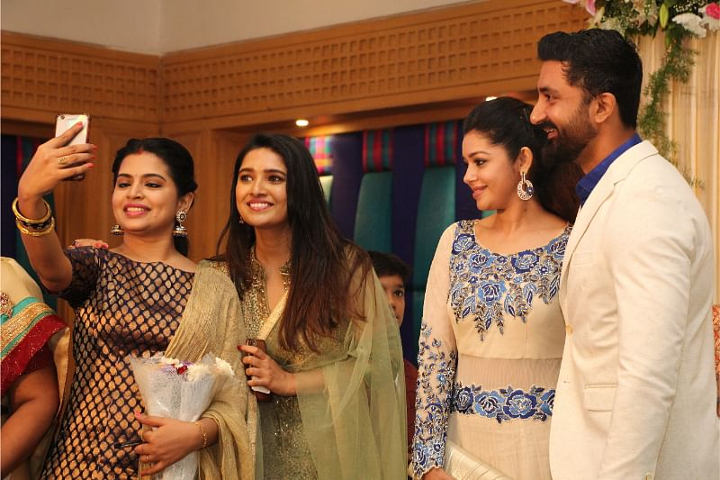 vanibhojan, chaya singh and krishna