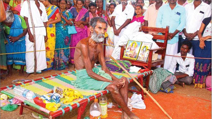 'ஜீவசமாதி' சாமியார்