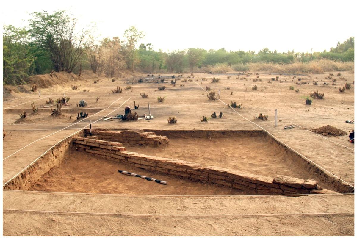 Keezhadi excavations