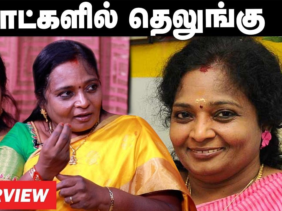 தமிழக பாஜக தலைவர் to மாநில ஆளுநர்... அரசியல் பயணம் - Tamilisai Interview