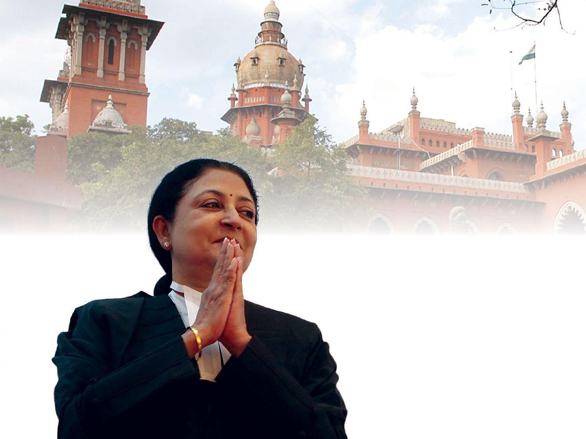 சென்னை உயர் நீதிமன்ற முன்னாள் நீதிபதி தஹில் ரமானி விவகாரம் - ஒரு டைம்லைன்!