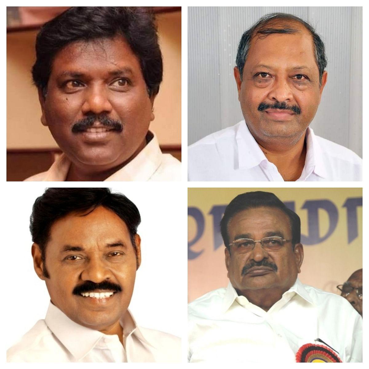 Ganesa moorthy, Ravikumar, Sinraj, Paarivendhar
