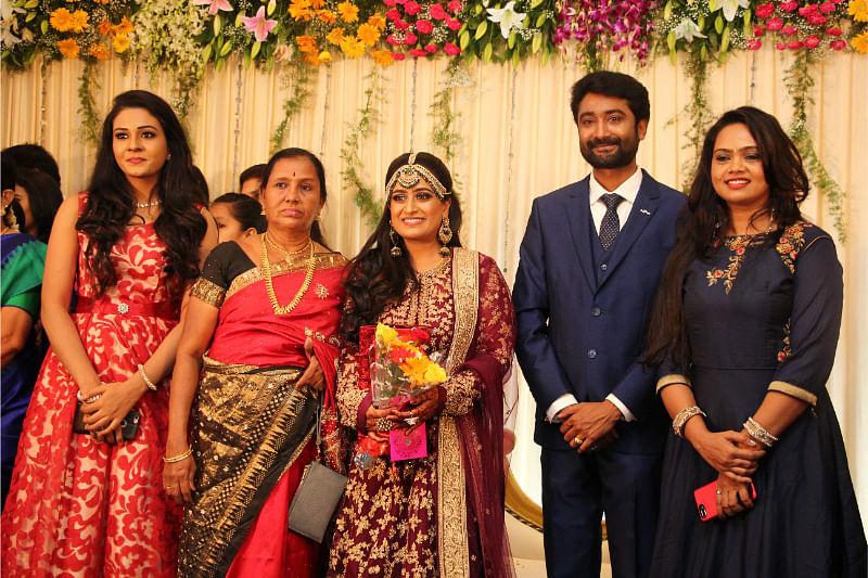Actress shabnam wedding reception