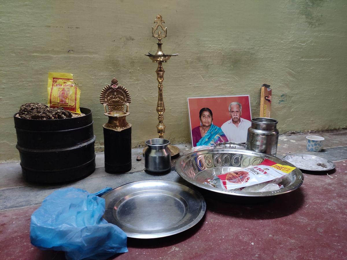 Sadhasivam - Saroja death