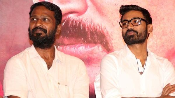 Director Vetrimaaran, Dhanush
