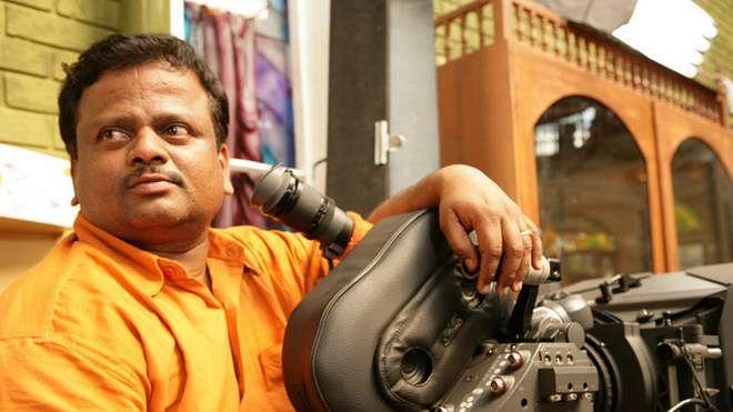 Director K.V Anand