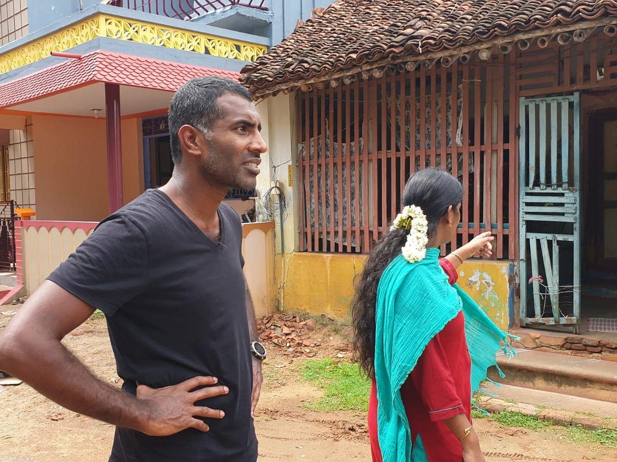 தாயைத் தேடி டென்மார்க் டு தஞ்சாவூர்...  சினிமாவை மிஞ்சும் 39 வருட பாசப்போராட்டம்!
