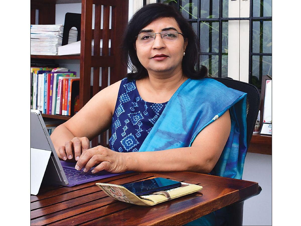 ரேணு மகேஸ்வரி