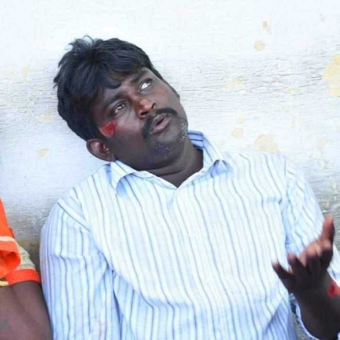 Usha's husband Raja