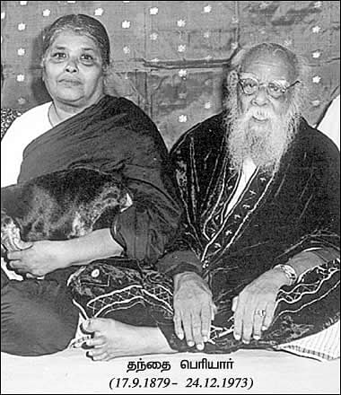 Periyar and Maniammai