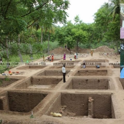 Keeladi excavation