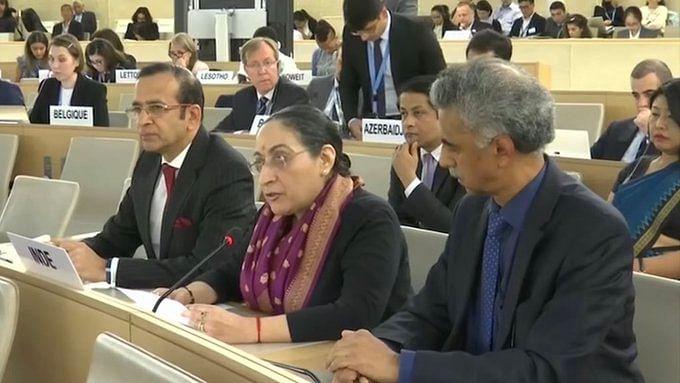 Indian envoys