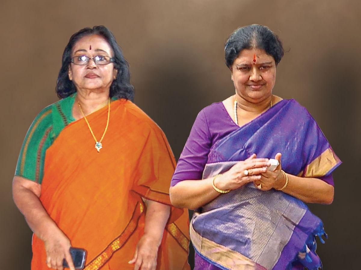 Chandrakala, Sasikala