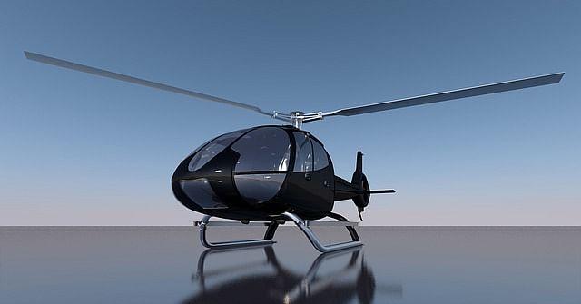 Helicopter- Representative image