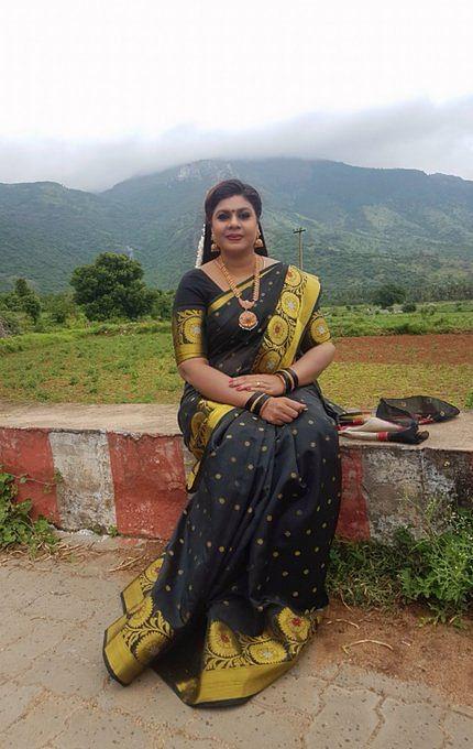 நடிகை விசித்ரா