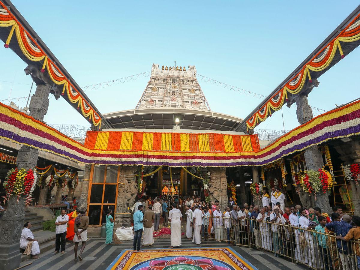 திருப்பதி பிரமாண்டநாயகனுக்கு பிரம்மோற்சவம்; கோலாகல ஏற்பாடுகள் - வி.ஐ.பி தரிசனம் ரத்து! #Tirupati