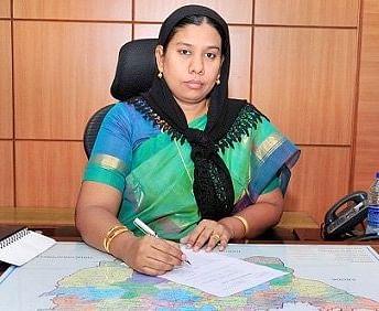 collector mariyam