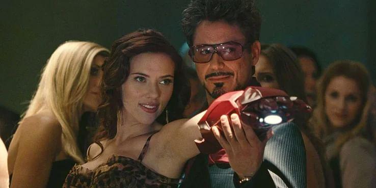 A still from Iron-Man 2