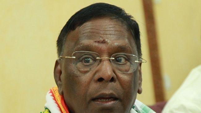 CM Narayanasamy