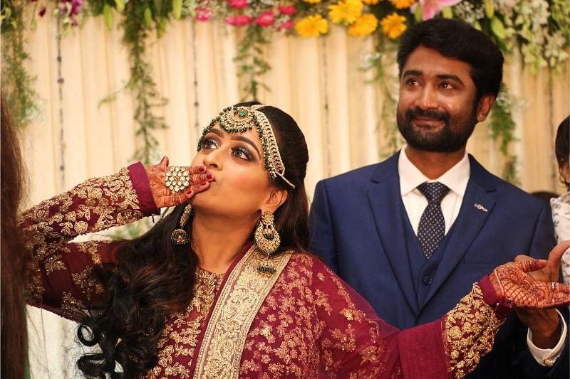 Atress shabnam wedding reception
