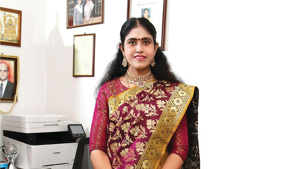 mla vijayadharani
