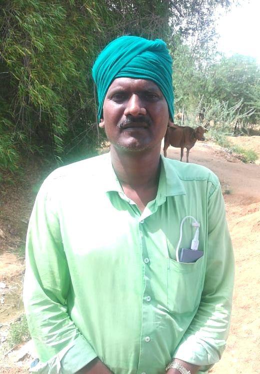Social activist Thanga.Shanmugha Sundaram