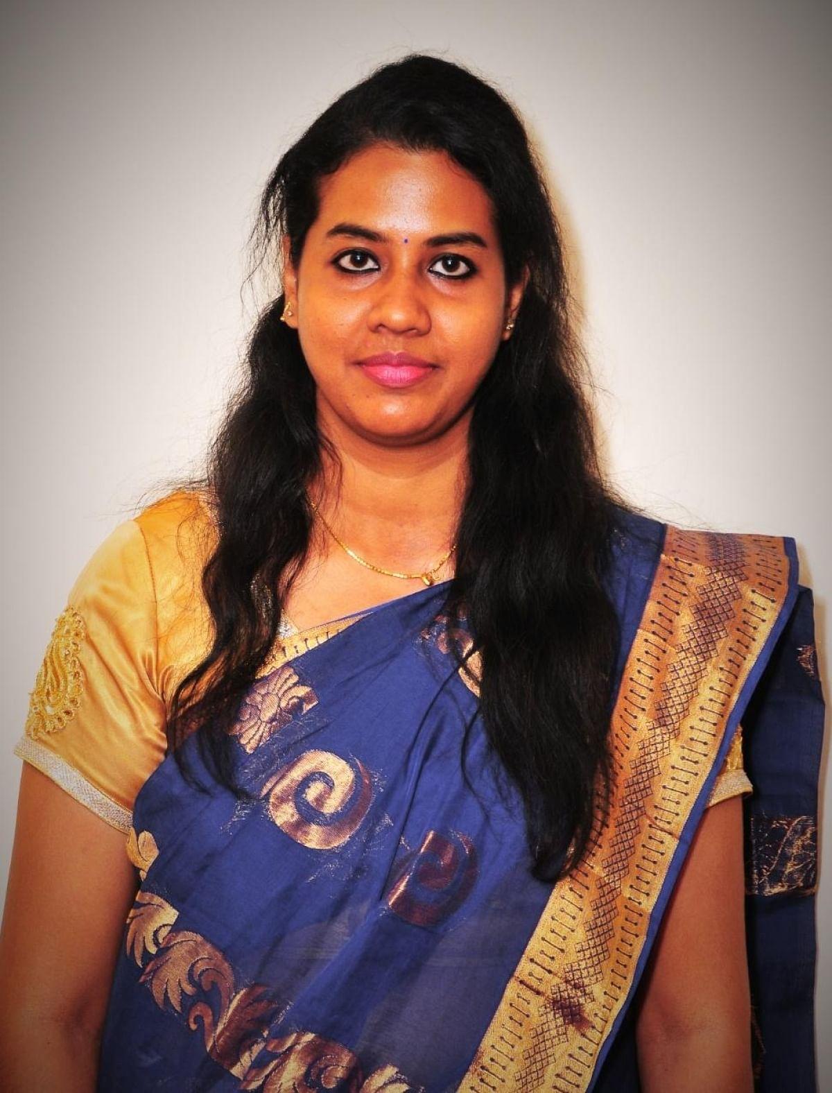 School Counselor Divya Prabha