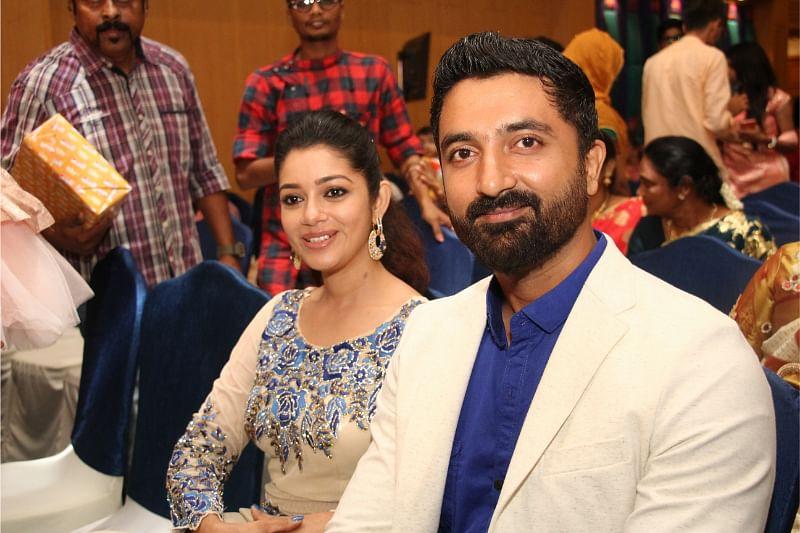 Actress chaya singh, actor krishna