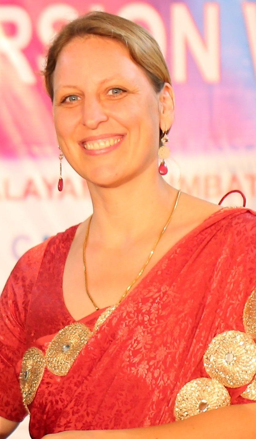ஜொஹானா துரைராஜ்