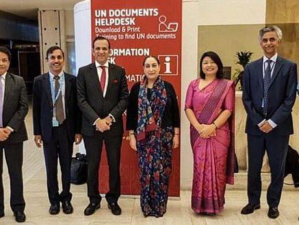 `4 முயற்சிகள்... அனைத்துமே தோல்வி!' - ஐ.நா சபையில் பாகிஸ்தானின் முயற்சியை முறியடித்த இந்தியா #UNHRC