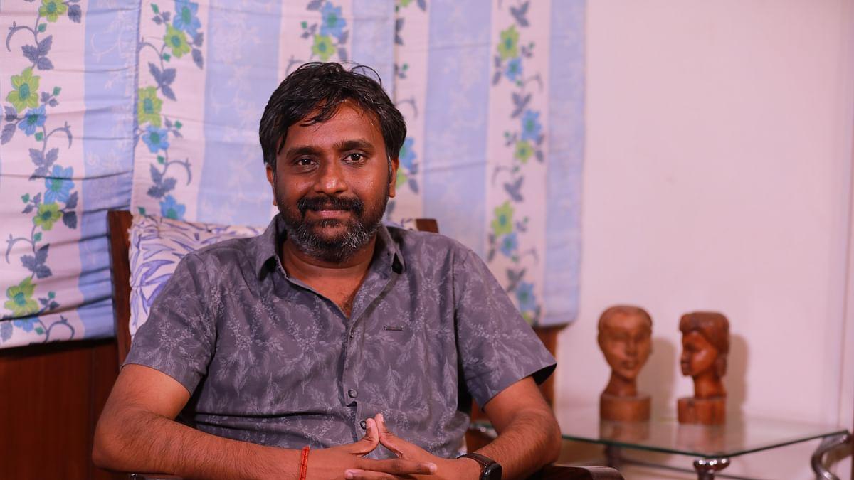Cinematographer Manoj Paramahamsa