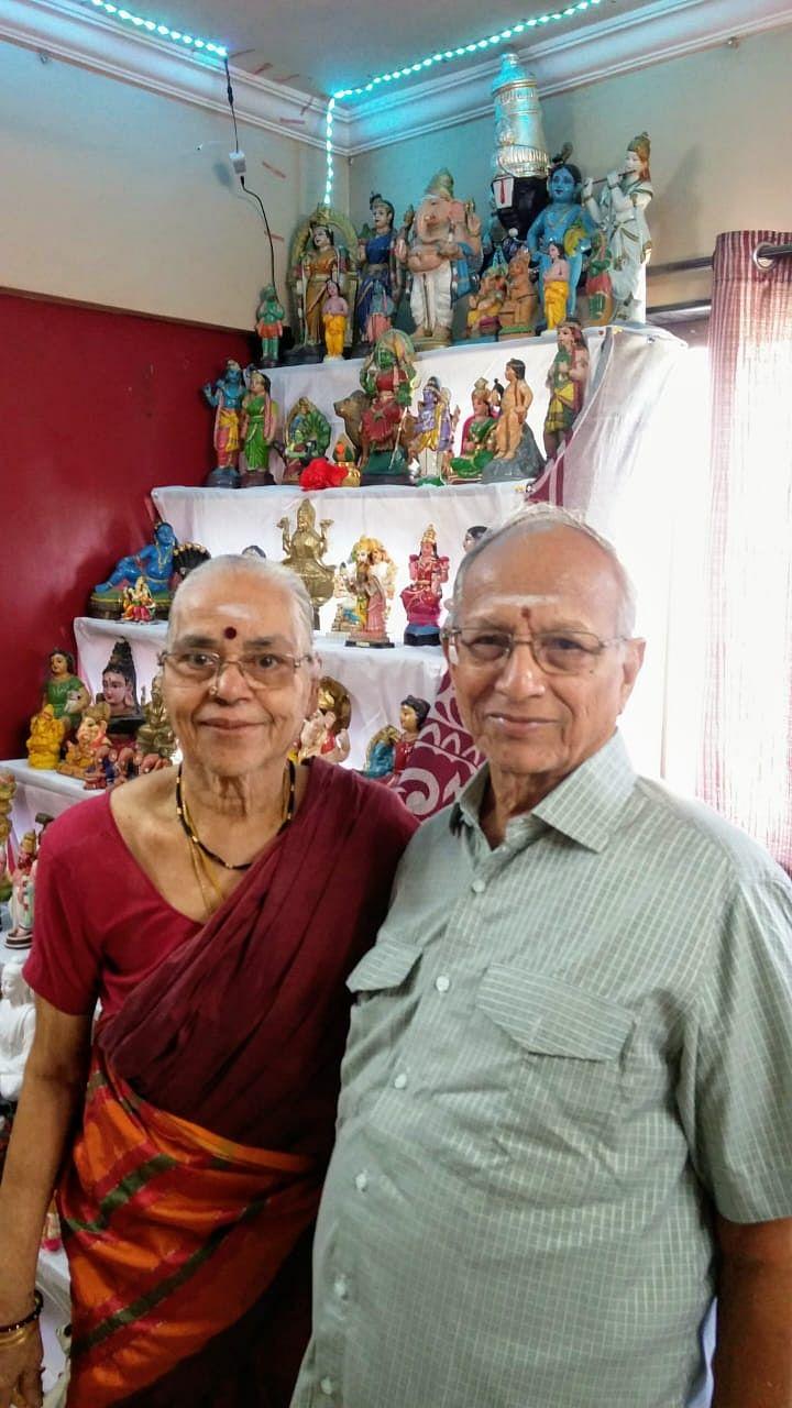 Viswanathan - Radha