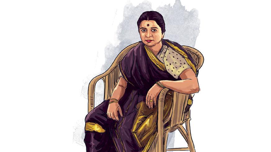 மீனா நாராயணன்
