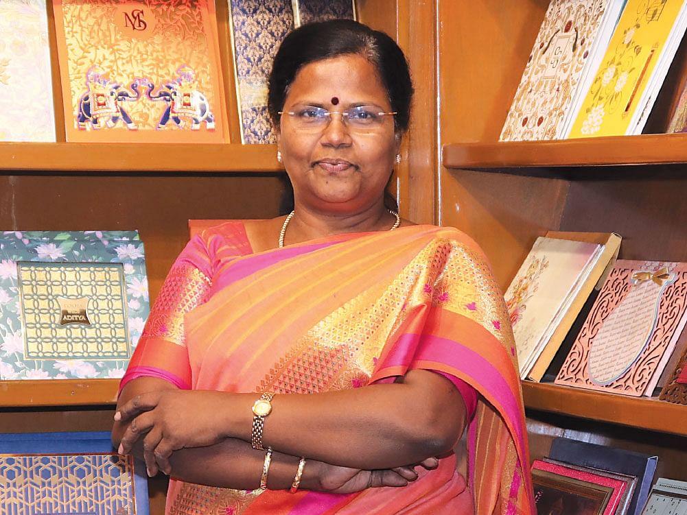 ரேவதி முருகன்