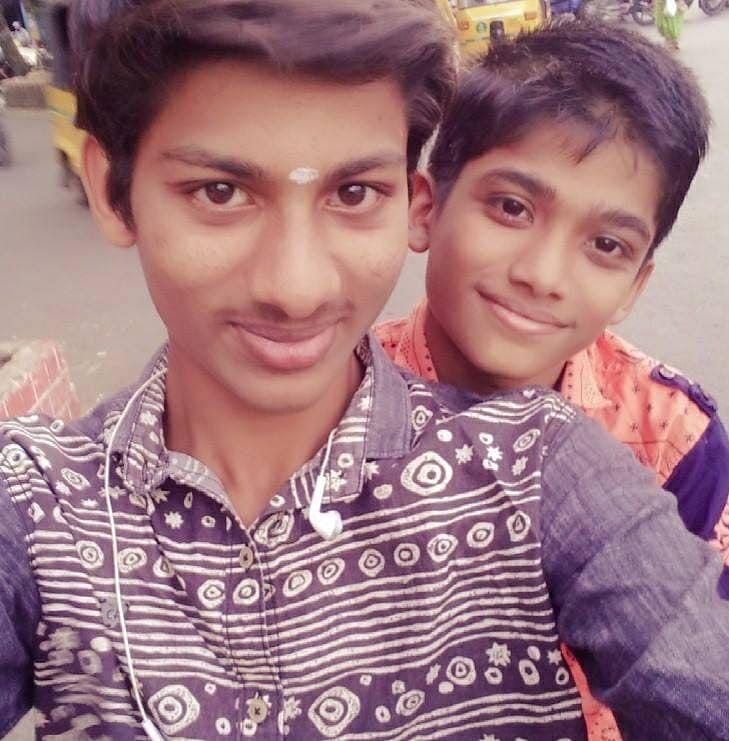 'Stills' Siva Son Abhishek