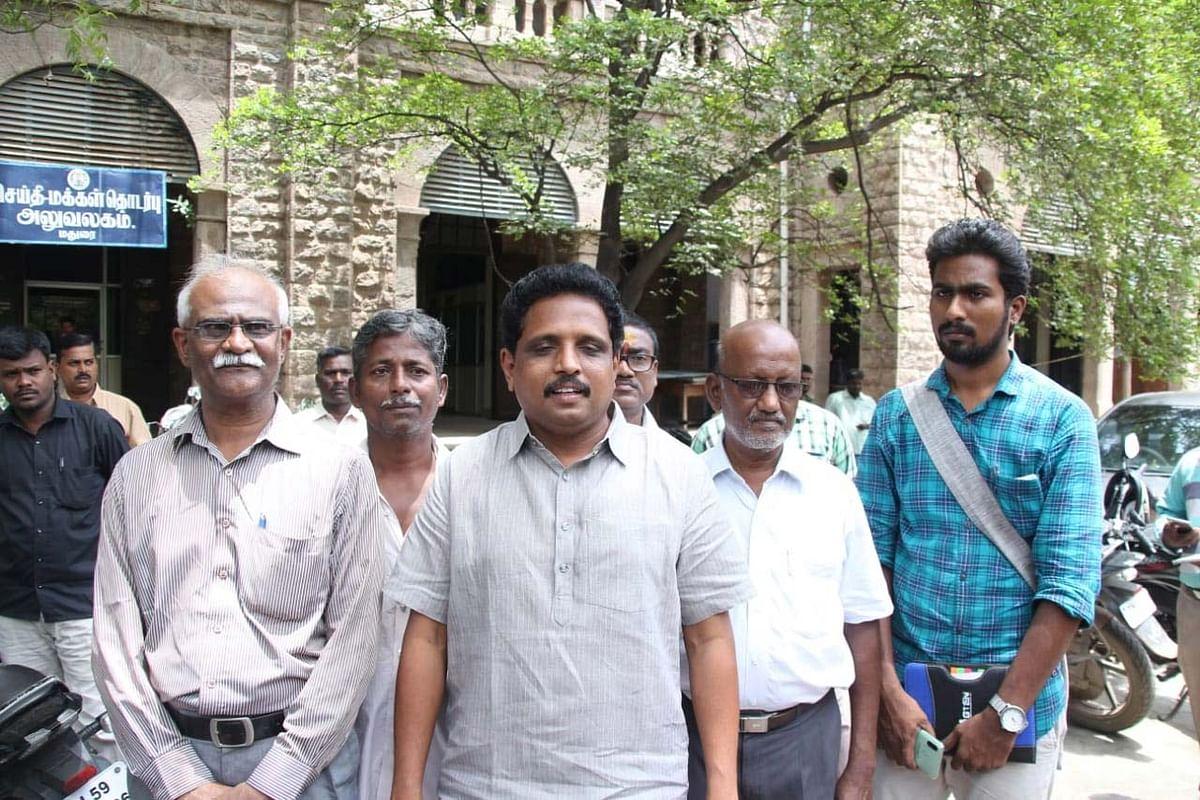 Vengadesan MP