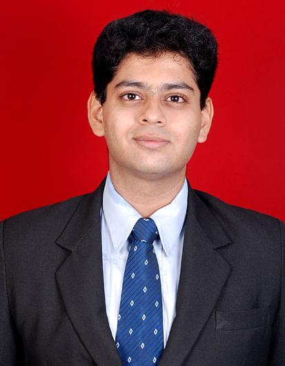 Physiotherapist Srinath Raghavan