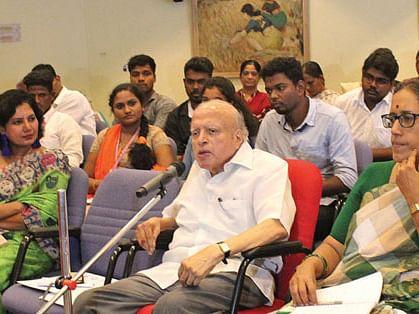 கவிதா ராமு, எம்.எஸ்.சுவாமிநாதன், பவானி, தனலட்சுமி