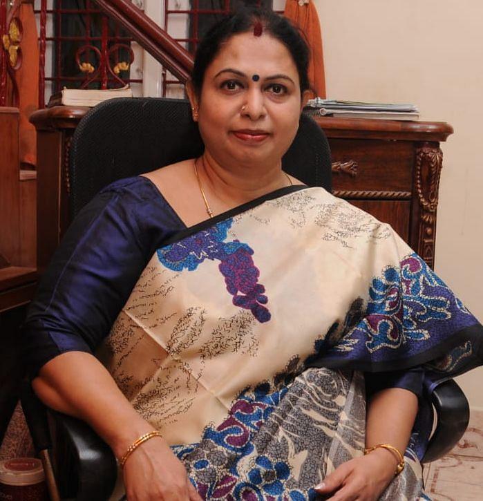 உளவியல் ஆலோசகர் லஷ்மி பாய்