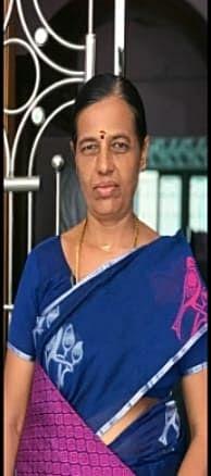 வசந்தாமணி (செல்வராஜ் மனைவி)