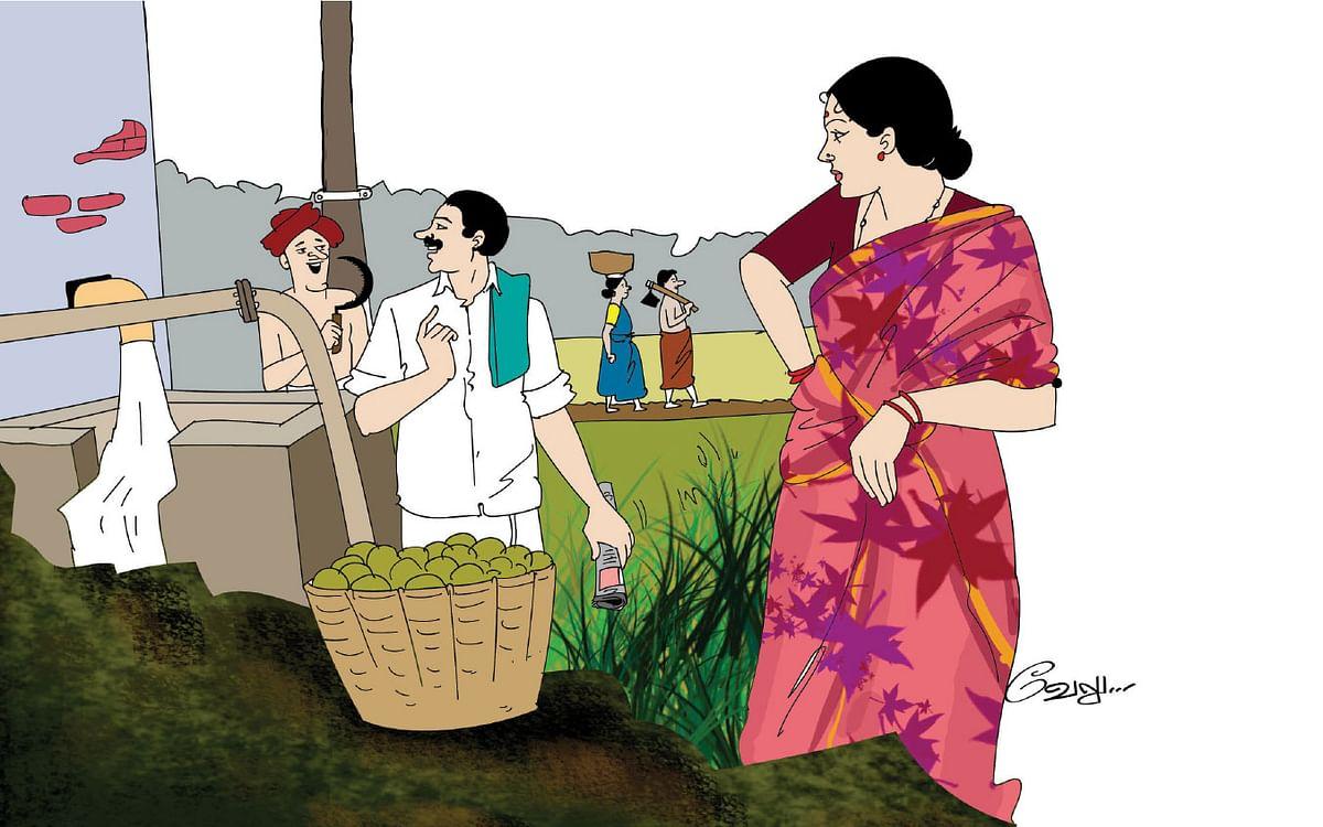 மரத்தடி மாநாடு : இனியாவது கிடைக்குமா இலவச மின்சாரம்?