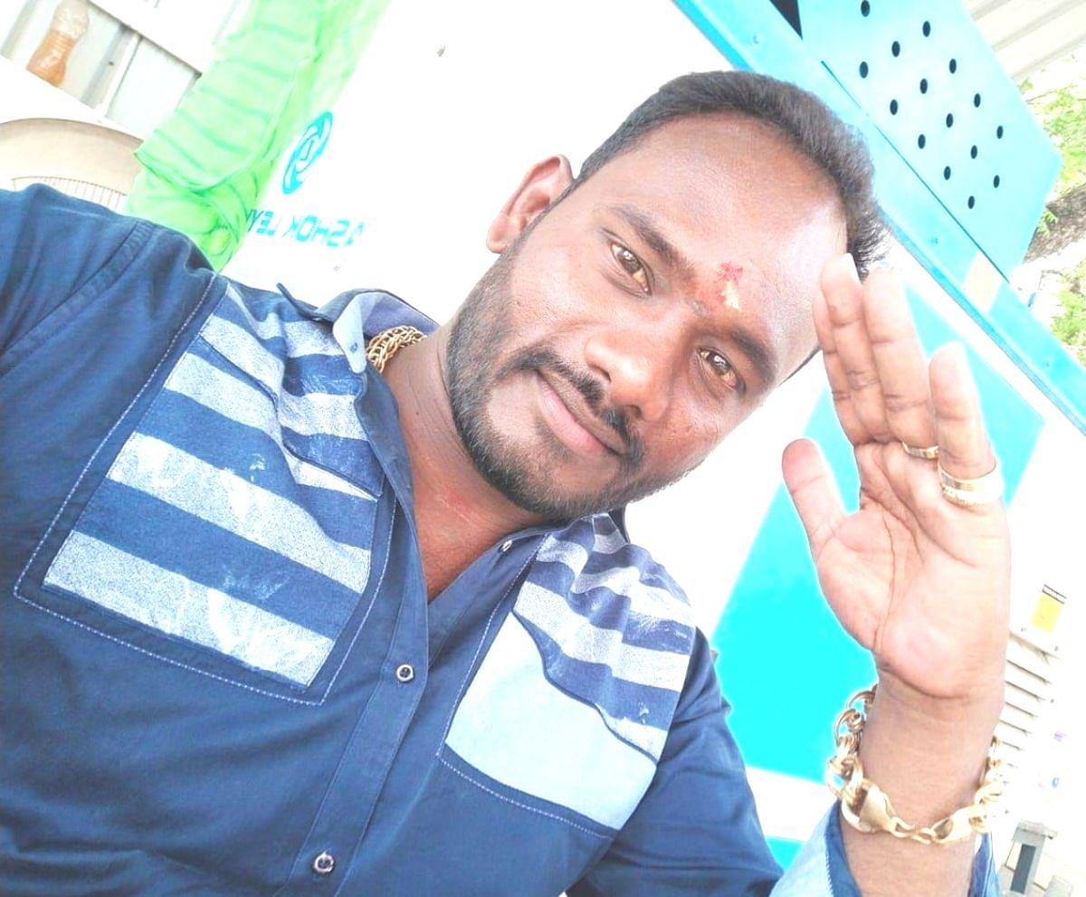 குண்டாஸில் அடைக்கப்பட்ட நரேஷ்