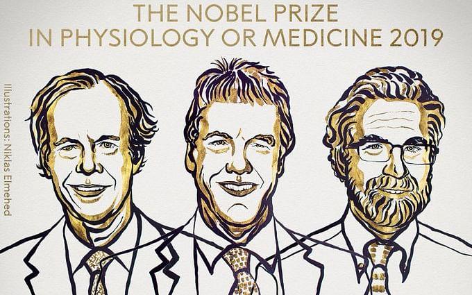 ``மூன்று ஆராய்ச்சியாளர்கள்.. வெவ்வேறு இடங்கள்.. ஒரே தலைப்பு!' - ஆக்சிஜனும் நோபல் பரிசும் #NobelPrize