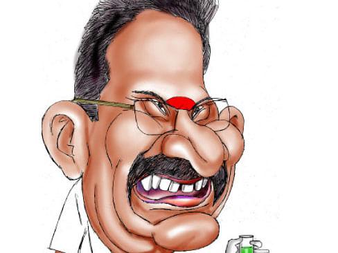வாசகர் மேடை -  முட்டுச் சந்தில் மூவர் கூடம்!