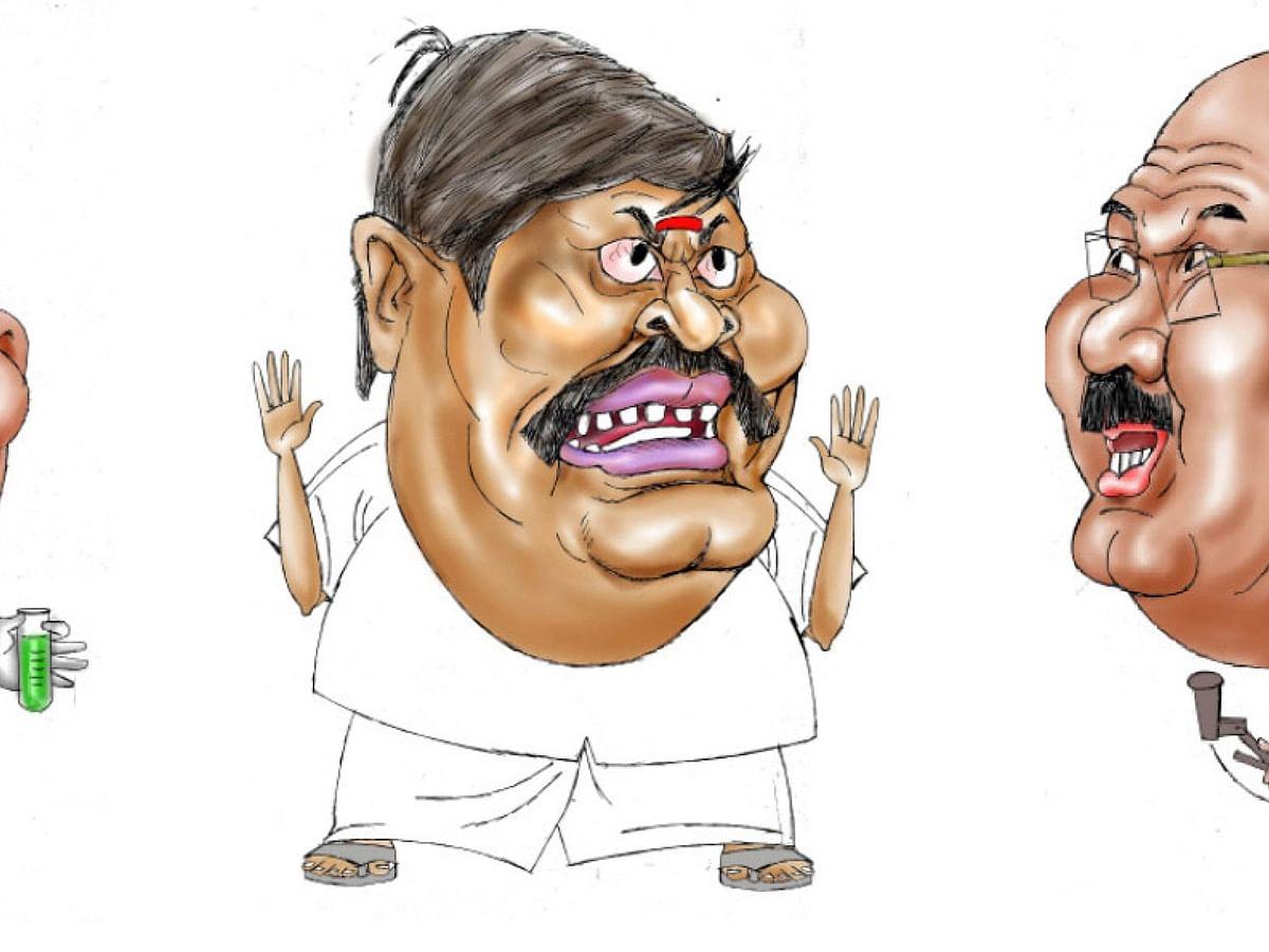 'ஹாஸ்ய' பாலாஜி டு 'ஜெய் ராஜூ பாய்'. - வாசகர் மேடை 'ஹிட்' லிஸ்ட்!