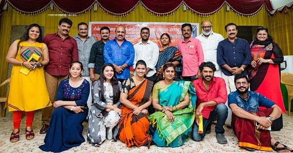 Ravi Varma team